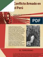 conflicto armado en el perú