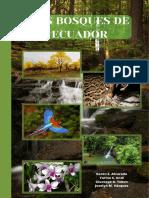 Los Bosques de Ecuador - Libro