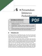 topik 6-peruntukan istimewa perlembagaan