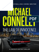 The Law of Innocence by Michael Connelly Excerpt