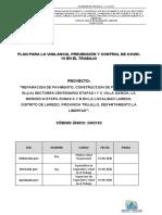 PROTOCOLO COVID-19 LAREDO