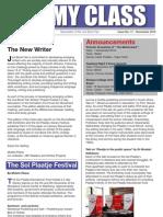 Jozi Book Fair Newsletter - Issue no. 11