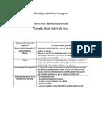 Ejecicio practico ideas de negocio evidencia 2