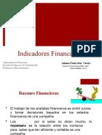 Admon Fin. INDICADORES FINANCIEROS  (2).pptx
