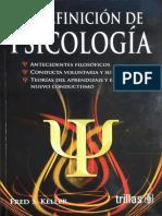 Keller, Fred - La definición de psicología.pdf