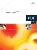 Roche Annual Report 2002