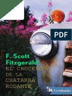 El crucero de la Chatarra Rodante - Francis Scott Fitzgerald.pdf