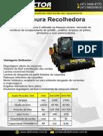 Folder Vassoura 2020 Deltractor