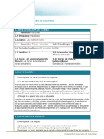 PLAN DE ESTUDIOS LECTOEESCRITURA Lunes-Miercoles Nigth 1702 20 - 16