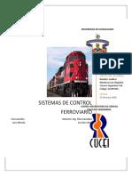 Sistemas de Control Ferroviario - Ivan Godinez