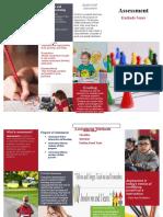 assessment brochure