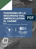 4. PANORAMA DE LA SEGURIDAD VIAL EN AMERICA LATINA Y EL CARIBE