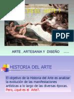 iNTRODUCCIÓN  AL  ARTE