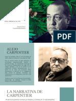 Alejo Carpentier y Viaje a la semilla