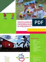 Exerciții și jocuri recomandate pentru proiectul OFFS 2020