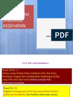 Strategi Penurunan Aki Akb DI KAB JOMBANG