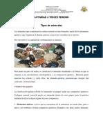 ACTIVIDAD 4 TERCER PERIODO GRADO SEXTO CIENCIAS SOCIALES