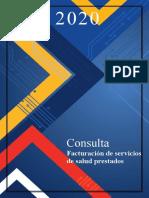 CONSULTA - FACTURACION DE SERVICIOS DE SALUD PRESTADOS
