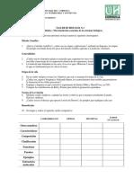 Taller 1. Generalidades y Biomoléculas