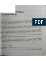 Numerical Analysis chapter 1 exercises