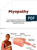 Approach to Myopathy