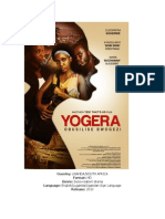 Yogera Press Kit  (the movie)