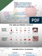 Materi 3 dr. Cut Putri Arianie, MH.Kes, Direktur P2PTM