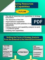 Lecture 3 - Internal Analysis (1)