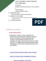 Validation - SFSTP