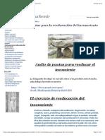 Pautas para la reeducación del inconsciente - Yoga Kachemir.pdf