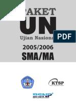 Ujian Nasional IPA 2006