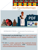 Presentation for PSYCHOTHERAPY