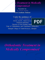 Orthodontics in Medically Compromised.ppt