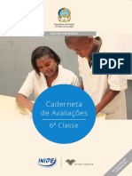 CADERNETA DE AVALIAÇAO 6ª CLASSE.pdf