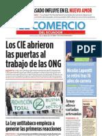 El Comercio del Ecuador Edición 253