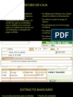 DILIGENCIAMINETO DE SOPORTES CONTABLES