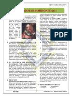 SESIÓN N° 01 REFORMAS BORBÓNICAS I  3° Sec - IIIB