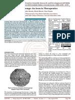Microsponge An Aeon in Therapeutics