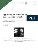 Vygotsky e o conceito de pensamento verbal.pdf