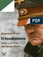 El+Hundimiento+-+Joachim+Fest