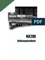 Lexicon_MX200