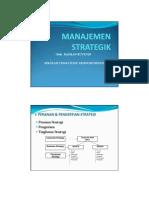 Manajemen Strategi