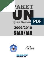 Ujian Nasional IPA 2010 soal dan pembahasan