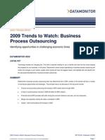 BPO Trends