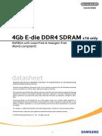 K4A4G165WD-Samsung.pdf