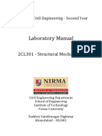 Lab Manual - SM-I (2CL301).pdf