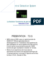 GPS TDS