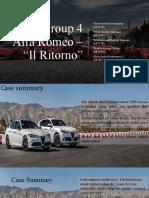 Kasus Alfa Romeo
