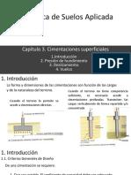 C32 Cimentaciones superficiales