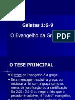 Gálatas 1.6-9